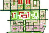 Đất đ/d trung tâm thương mại, dự án Huy Hoàng. 5x21,5m, đường 20m, giá 79tr/m2