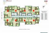 Cần bán gấp căn hộ chung cư 89 Phùng Hưng, căn tầng 1903 DT: 69.39m2, giá: 16tr/m2. LH: 0989540020