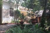 Bán khu Resort của người Pháp, Lương Sơn, Hòa Bình, 7800m2, giá 4,5 tỷ