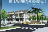 Mở bán nhà,đất nền KDC Residential 2 Đại Lâm Phát cách bến xe miền Tây 10km, tiện ở hay kinh doanh