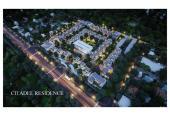 Nhà phố biệt thự Citadel Nguyễn Lương Bằng, Quận 7 10- 12 tỷ/căn Cam kết giá CĐT. LH: 0909.151.109