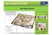 Nhận hồ sơ nhà giá nhà ở xã hội Lucky House quần thể Kiến Hưng, Hà Đông. LH: 094 130 5677