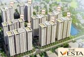 CĐT tiếp nhận hồ sơ The Vesta Phú Lãm, Hà Đông, giá ưu đãi 13.5tr/m2, LS 5%. LH 096 568 16 96