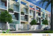Bán nhà phố liên kế dự án cao cấp Jamona Golden Silk đường Bùi Văn Ba, Q7 ven sông
