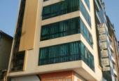 Cho thuê tòa nhà 7 tầng tại phố Trung Kính vị trí cực đẹp tiện kinh doanh văn phòng, ngân hàng