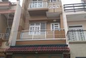 Bán nhà mới, khu biệt thự đường số 59, P.14, Q. Gò Vấp, DT: 4.3mx14m