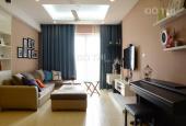 Cho thuê căn hộ tại chung cư N07 công viên Cầu Giấy 135m2, 3 phòng ngủ 12tr/th