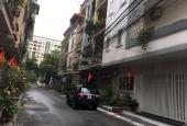 Bán nhà lô góc Nguyễn Khang, Hạ Yên 40m2 đường 2 ô tô tiện làm vp 5 tỷ