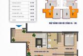 Chuyển đổi mục đích bán cắt lỗ căn 1211, DT 94,7m2, chung cư Nam Xa La, giá 13tr/m2
