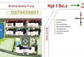 Sở hữu căn hộ dự án The Vesta Phú Lãm chỉ với 450 triệu