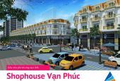 """Cho thuê Shophouse 24h """"Phố Wall trong lòng Hà Nội"""" làm nhà hàng, cafe, siêu thị. BQL 0986.510.510"""