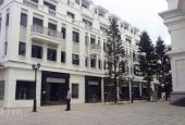 Cho thuê nhà nguyên căn để kinh doanh, ở, làm văn phòng Vincom Shophouse Lê Thánh Tông, Hải Phòng