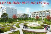 Độc quyền phân phối lô góc nhìn công viên tại dự án 379 Thái Bình. LH: 0977.262.415 (Zalo, facebook
