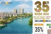 Nhà phố - Biệt thự resort 6 tỷ liền kề chợ Bến Thành - 2 mặt giáp sông - TT 35% nhận nhà