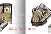 Bán chung cư cao cấp Ngoại Giao Đoàn N01 T8 full nội thất 130m2
