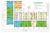 Chính chủ bán chung cư Eco Green City, 74,54m2 căn 1505, CT3, giá 24tr/m2. LH 0985.752.065