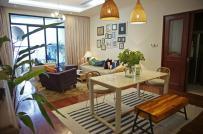 Thiết kế không gian nội thất cho căn hộ của đôi uyên ương sắp cưới
