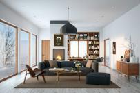 Bố trí nội thất khoa học cho căn hộ 80m2