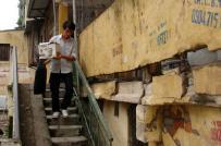 Tp.HCM: 29 chung cư xuống cấp nghiêm trọng được xây mới