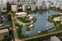 Công viên Hồ Điều hòa Nhân Chính được điều chỉnh Quy hoạch chi tiết