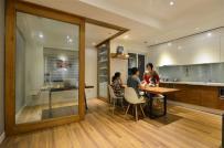 Tư vấn thiết kế nội thất căn hộ 70m2, 2 phòng ngủ