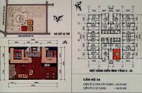 Tư vấn bổ sung thêm 1 phòng ngủ cho căn hộ chưa đầy 55m2