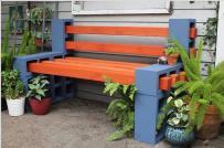 Những mẫu ghế siêu rẻ cho sân vườn thêm đẹp