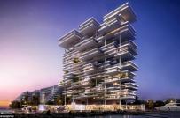 Khám phá bên trong căn hộ penthouse hạng sang số 1 Dubai
