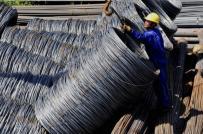 Giá bán thép thành phẩm trên thị trường nội địa tiếp tục giảm