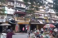 Hà Nội: Chung cư cũ với diễn biến mới
