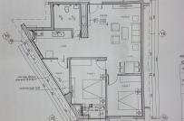 Cải tạo căn hộ 73m2 từ hai thành ba phòng ngủ hợp với người sinh năm 1971