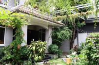 Nhà vườn xanh mướt của ca sỹ Cao Thái Sơn