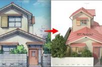 Ngôi nhà 3D