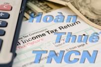 Xin hoàn lại thuế thu nhập cá nhân đã nộp được không?
