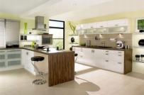 Một số kiểu thiết kế bếp