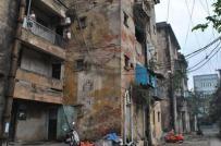 """Thêm một nhà đầu tư """"bỏ"""" làm chung cư cũ tại Thái Nguyên"""