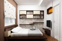 Màu sơn tường phòng ngủ theo phong thủy