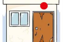 Tránh những điều sau khi thiết kế cửa chính vào nhà