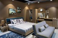 Gợi ý thiết kế phòng ngủ ấn tượng