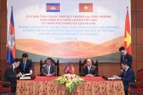 Sắt Việt Nam xuất sang Campuchia sẽ được hưởng thuế 0%