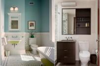 Gợi ý tạo không gian lưu trữ trong phòng tắm