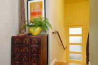 Chọn màu sơn cửa để nhà bạn thêm sang trọng