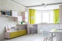 Thiết kế đơn giản nhưng đẹp mắt của căn hộ 42m2