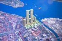 Campuchia xây tháp đôi cao nhất Đông Nam Á cao 133 tầng