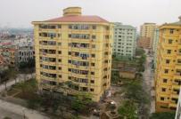 Hà Nội phải cấp xong sổ đỏ cho 173 tòa nhà tái định cư trước tháng 4/2017