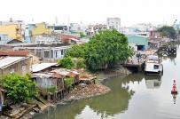 Tp.HCM nghiên cứu quy định mới về quản lý, sử dụng hành lang bờ sông