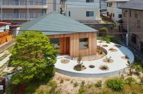 Khám phá thiết kế độc đáo của ngôi nhà nhỏ tại Hiroshima