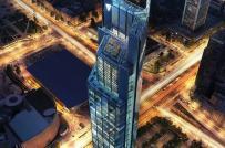 Tòa nhà cao nhất Ba Lan sẽ được hoàn thành vào năm 2020
