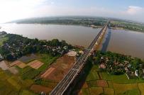 2 phương án nhằm quy hoạch hai bên sông Hồng