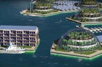 Thành phố nổi giữa Thái Bình Dương sẽ được xây dựng vào năm 2019